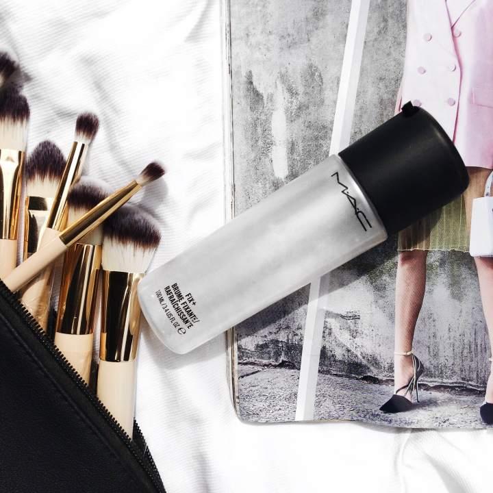 Mac cosmetics, Mac fix+, setting spray, best finishing spray